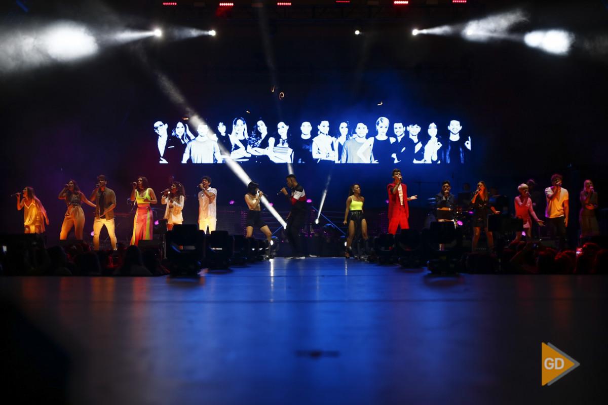 concierto de OT en Granada