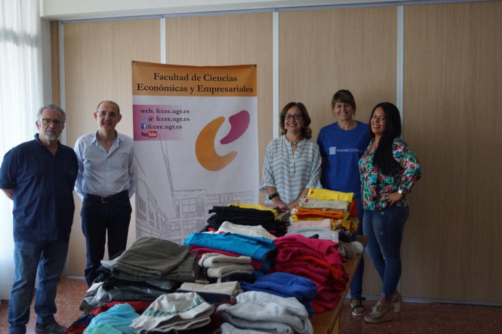 donacion ropa infantil madre coraje