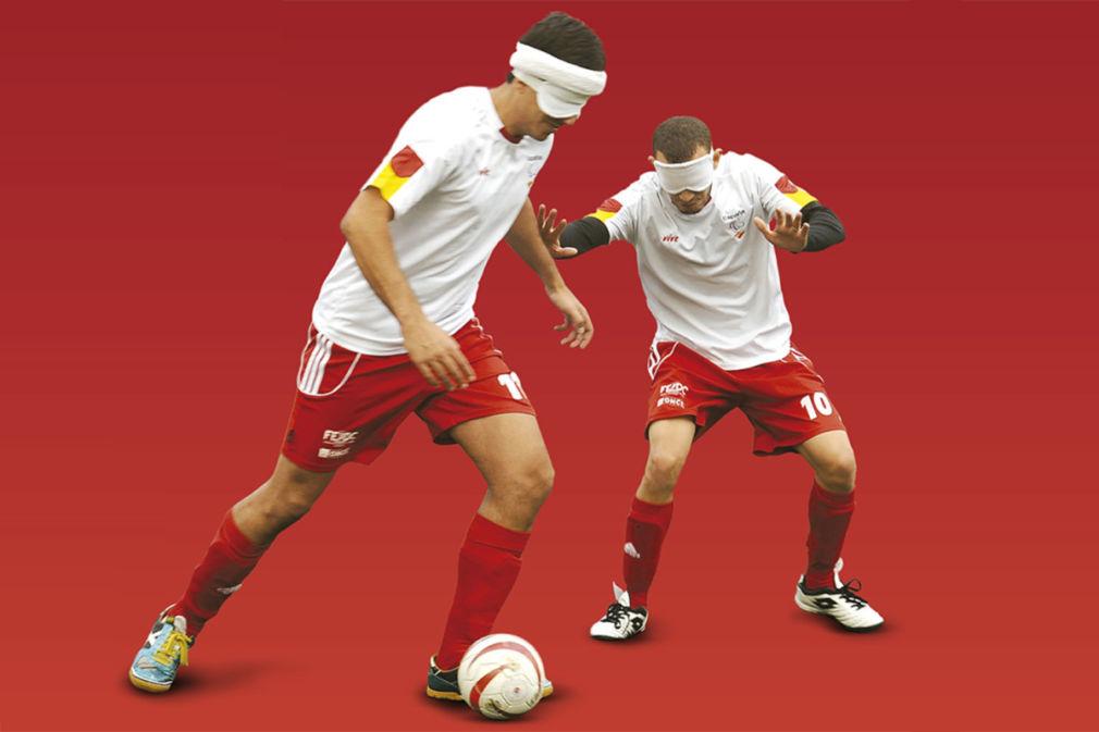 Campeonatos de España de Fútbol para Ciegos