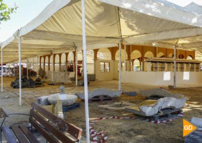 preparación recinto ferial (fotos Sergio Garrido)-13