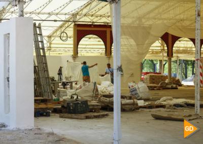 preparación recinto ferial (fotos Sergio Garrido)-19