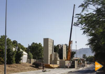 preparación recinto ferial (fotos Sergio Garrido)-2