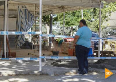 preparación recinto ferial (fotos Sergio Garrido)-23
