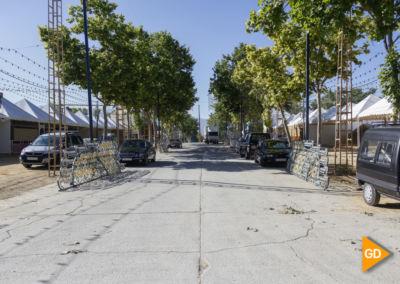 preparación recinto ferial (fotos Sergio Garrido)-24