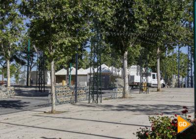 preparación recinto ferial (fotos Sergio Garrido)-7