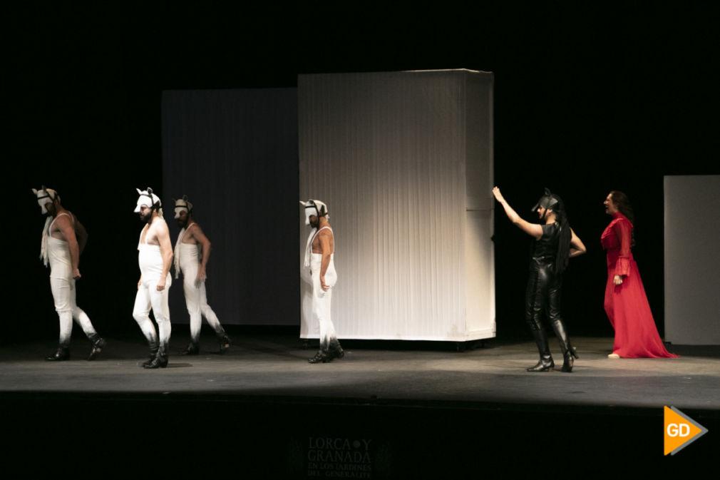 Espectáculo Lorca y Pasión Dani B