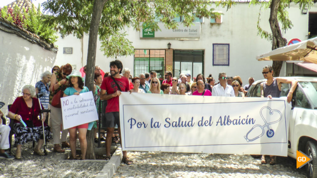 QUEJAS CENTRO DE SALUD ALBAICIN+ Dani B