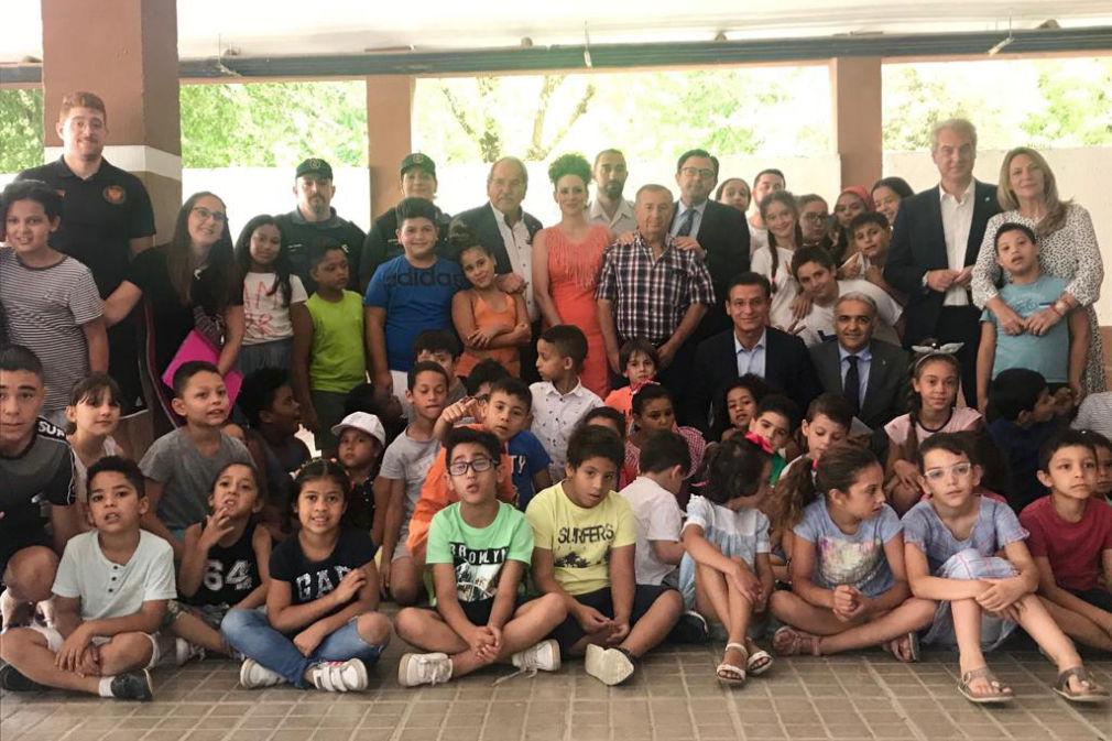 escuela de verano Granada