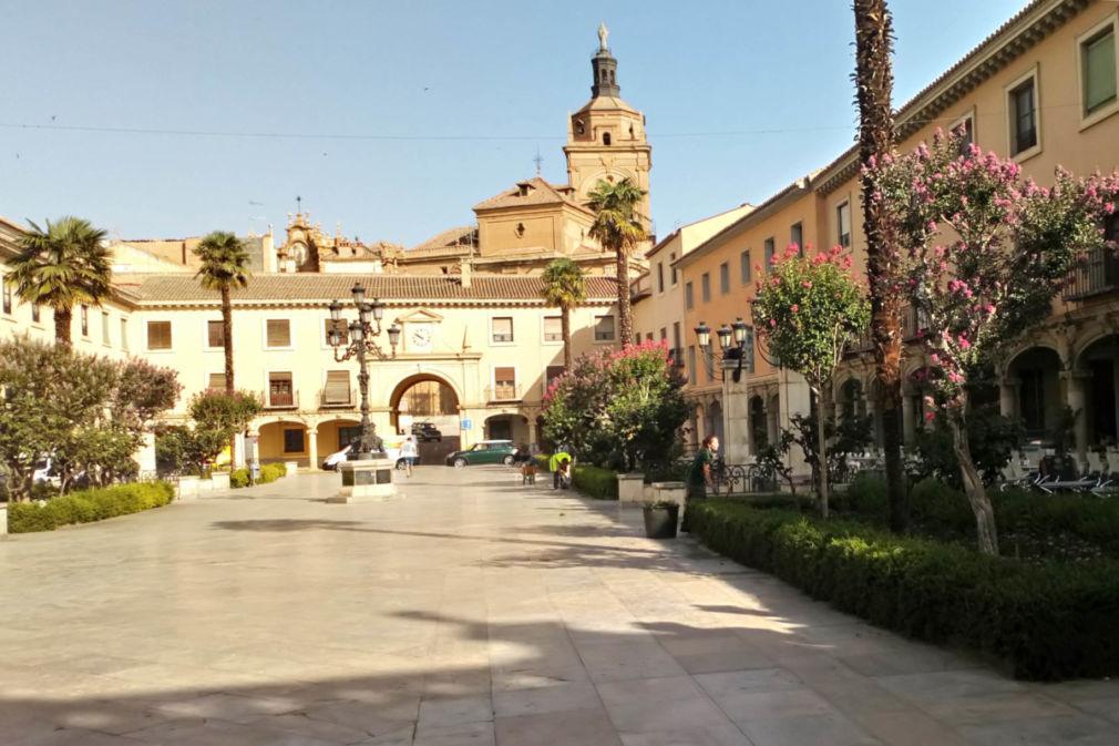 plaza ayto guadix