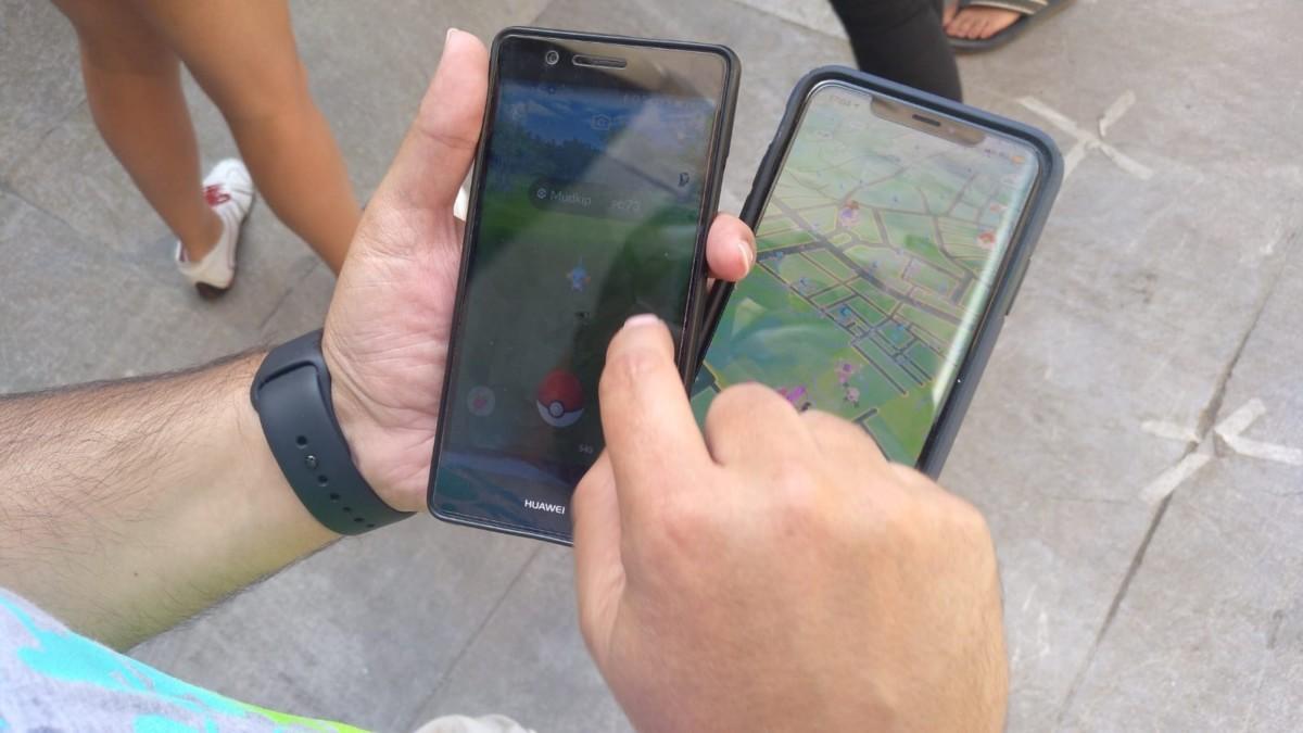 pokemon go movil