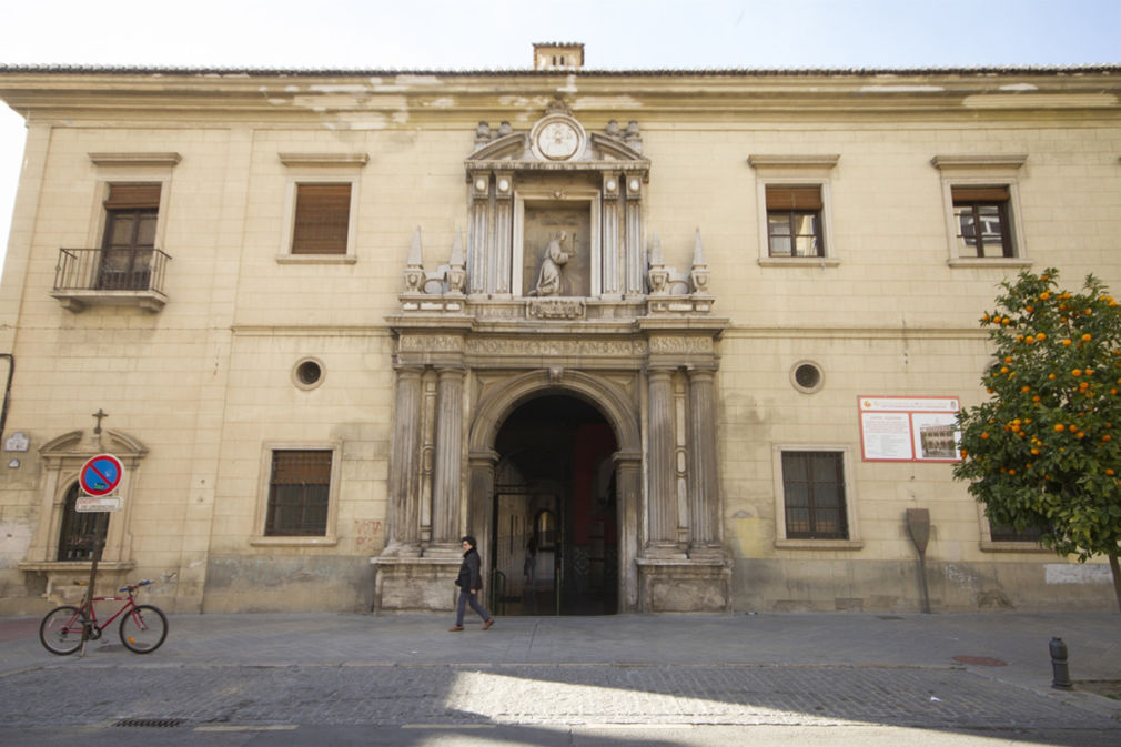 Antiguo Hospital de San Juan de Dios