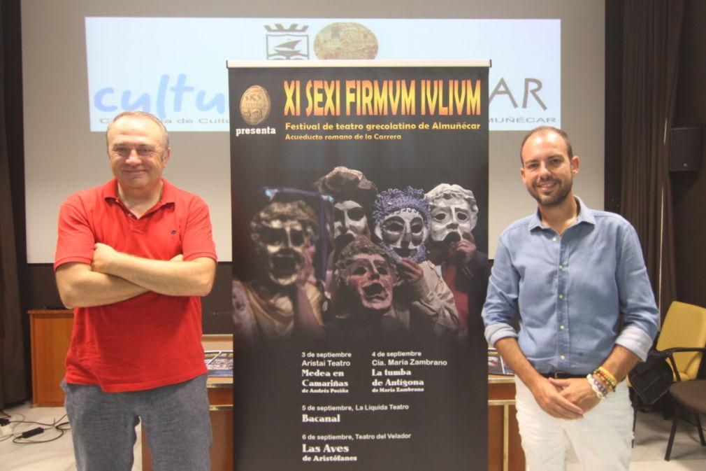 Festival de Teatro Grecolatino Sexi Firmvm Ivlivm de Almuñécar