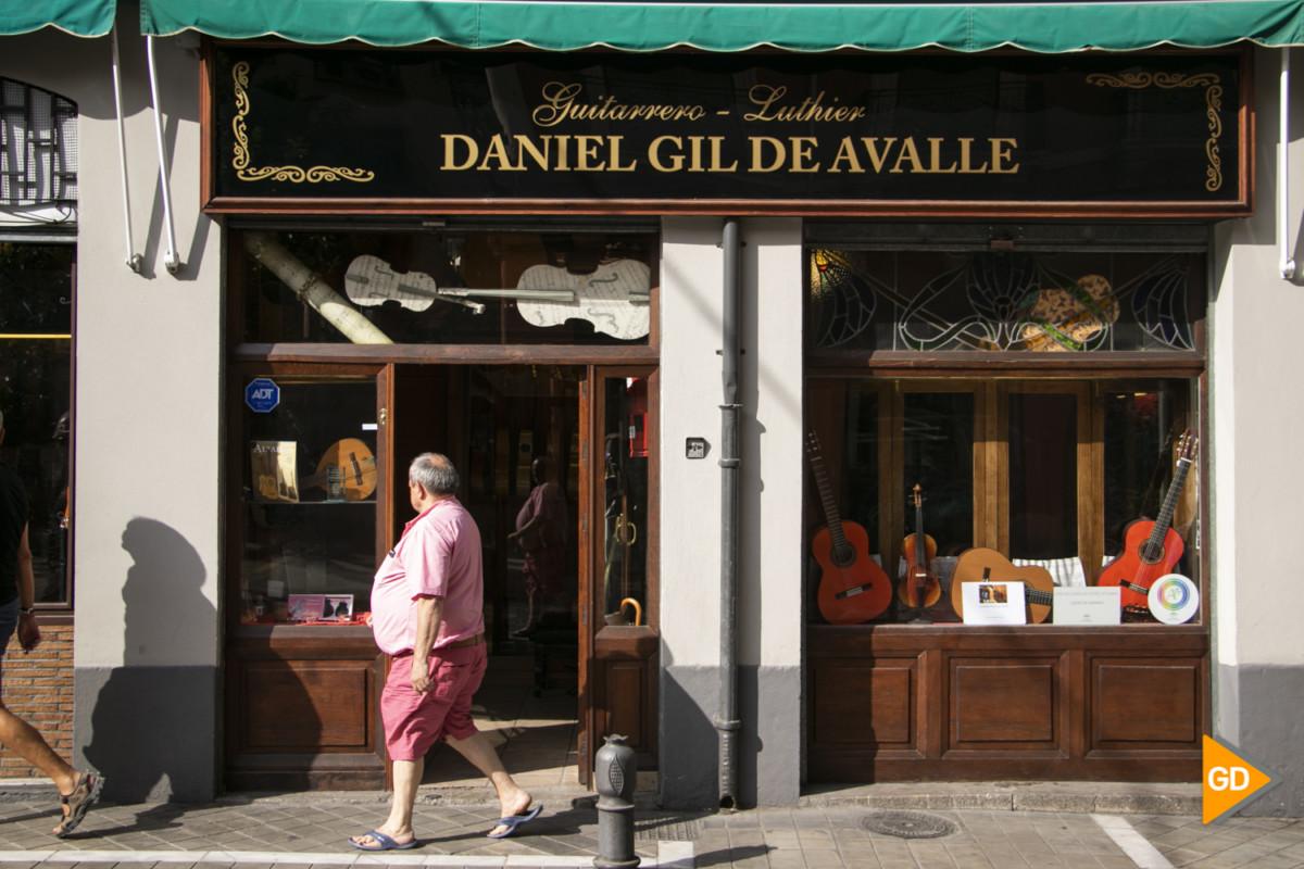 REPORTAJE LUTHIER DANIEL GIL DE AVALLE - Dani B-12