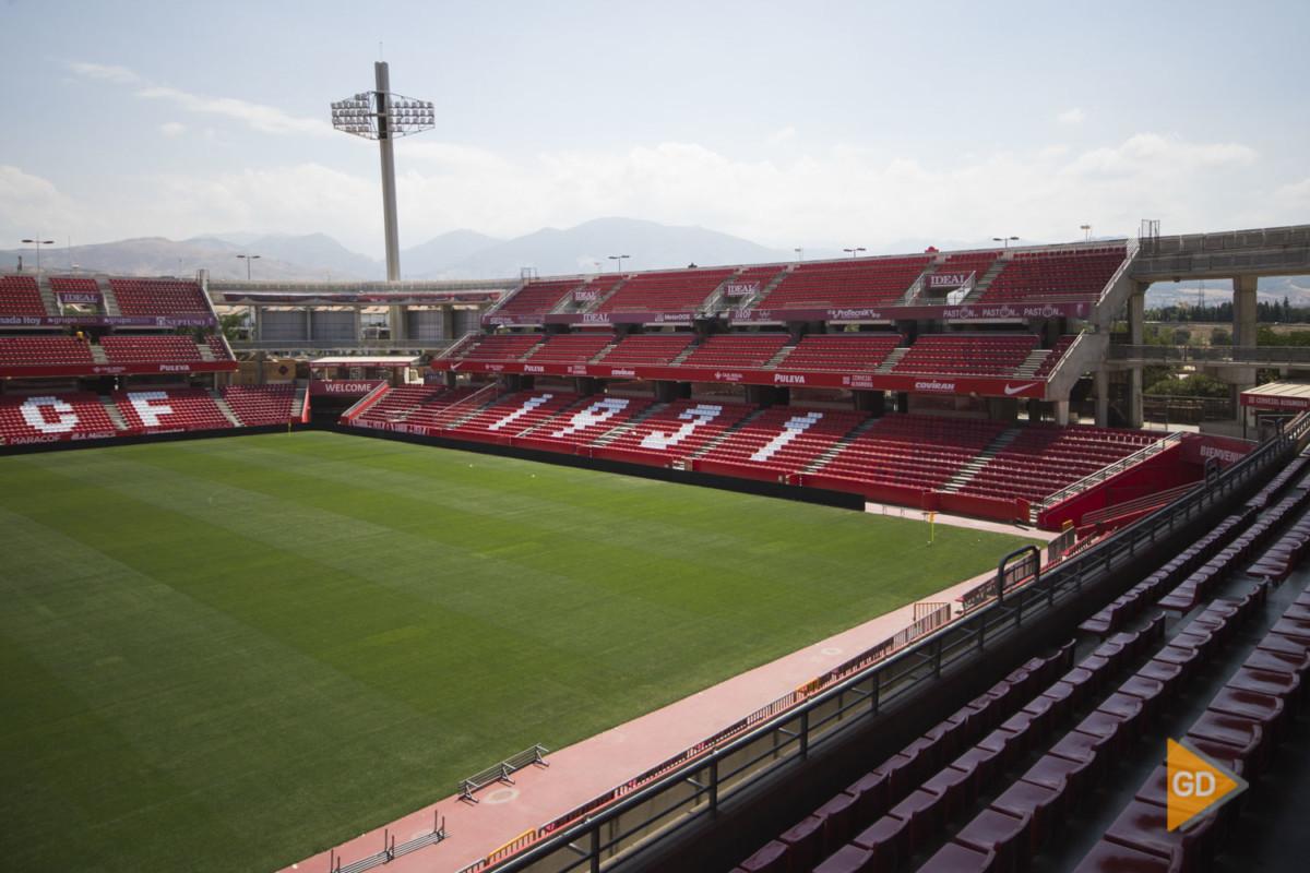 Remodelación del estadio de Los Carmenes