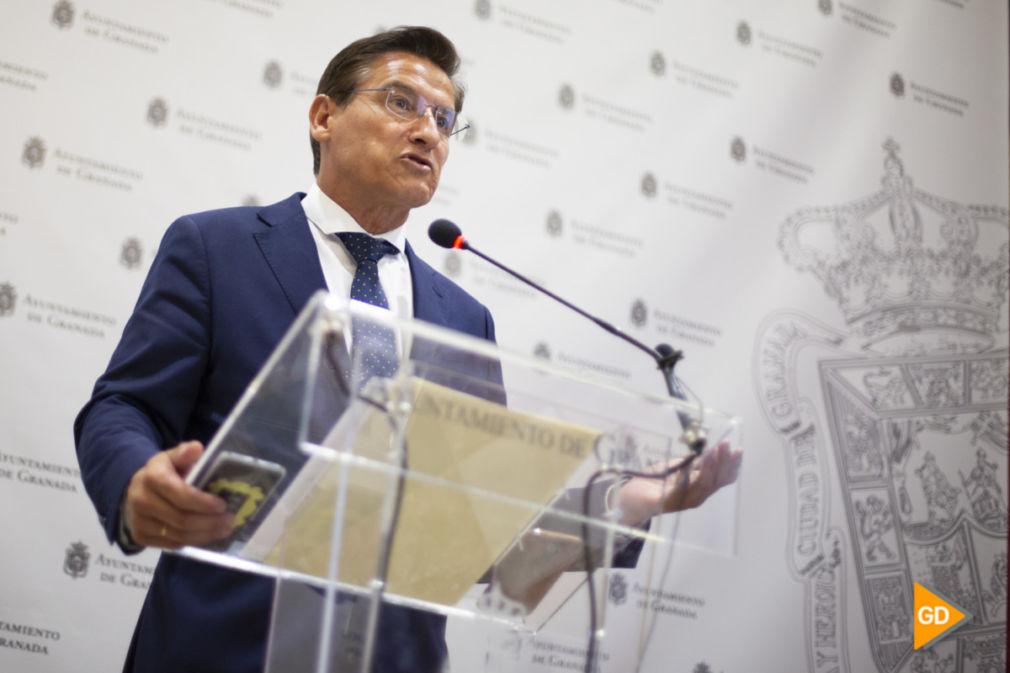 rueda de prensa de Luis Salvador Foto Antonio L Juárez-2