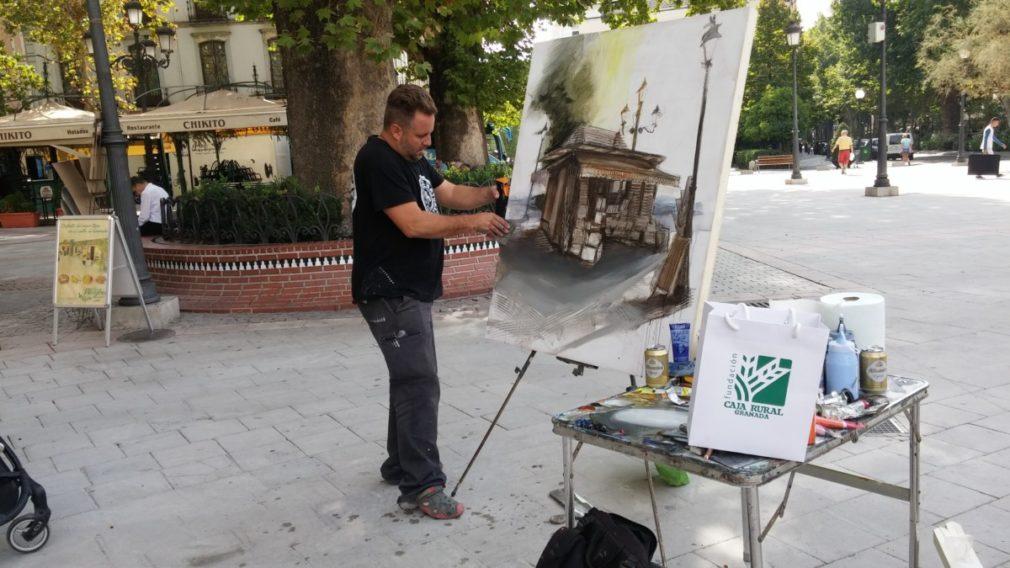 Pintura Rápida Caja Rural