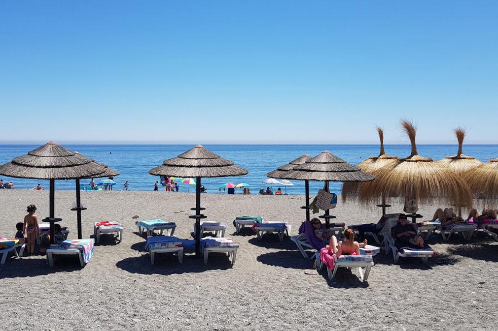 Chiringuitos playas septiembre