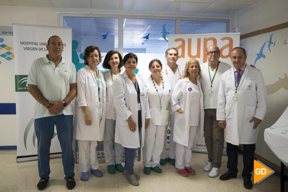 El Hospital Virgen de las Nieves se suma - Sara Castaño (3 de 4)