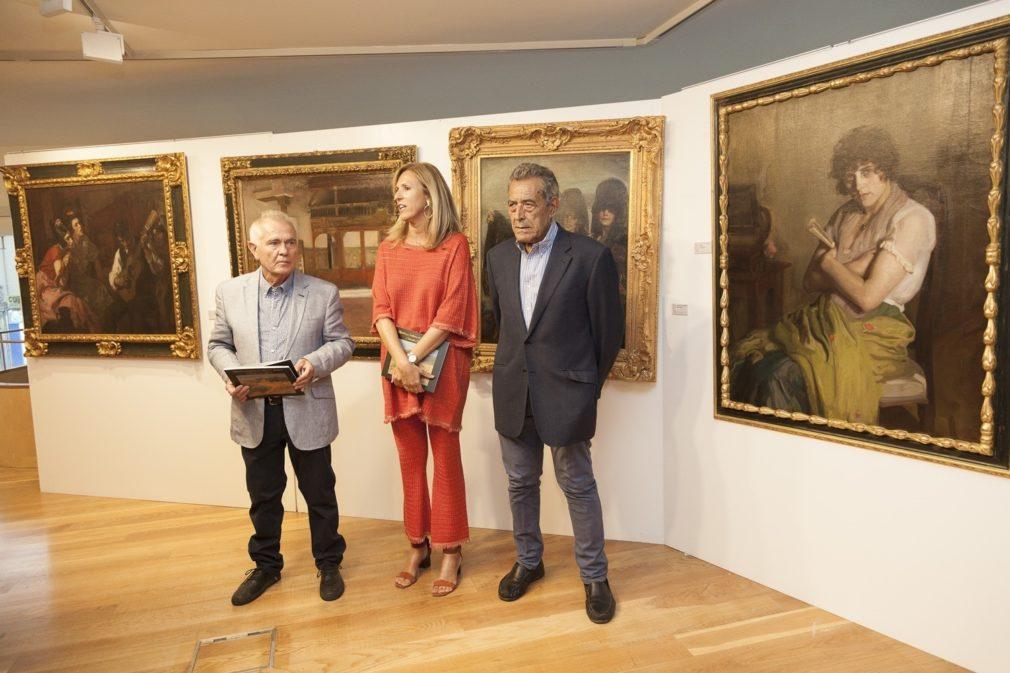 Exposición 'Maestros y coetáneos de Mariano Bertuchi'