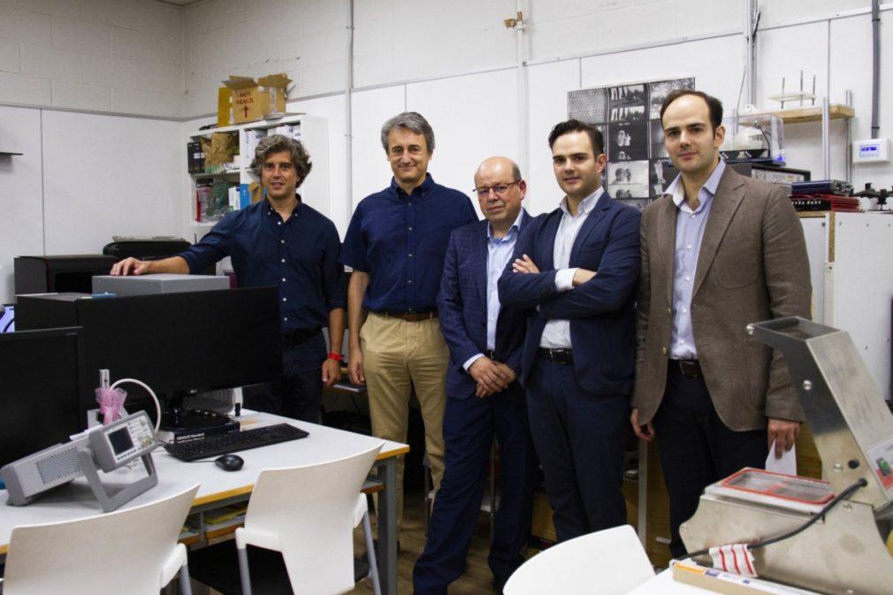 Equipo de investigadores de la UGR que participará en el proyecto europeo