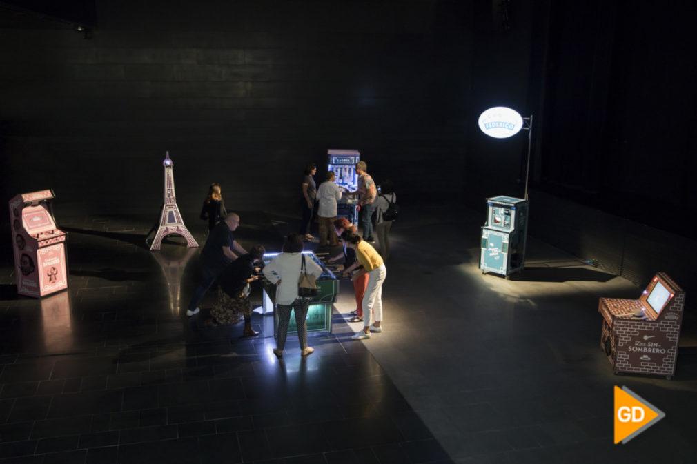 Exposición 'Recreativos Federico' - Sara Castaño (3 de 8)