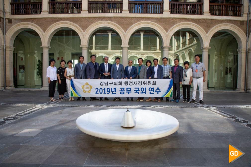 Funcionarios de Corea - Javi gea (2)