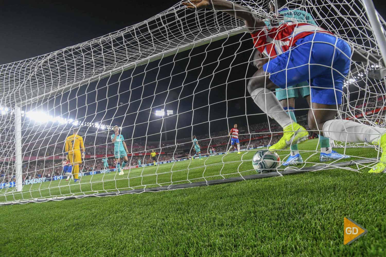 GRANADA CF - BARCELONA FC