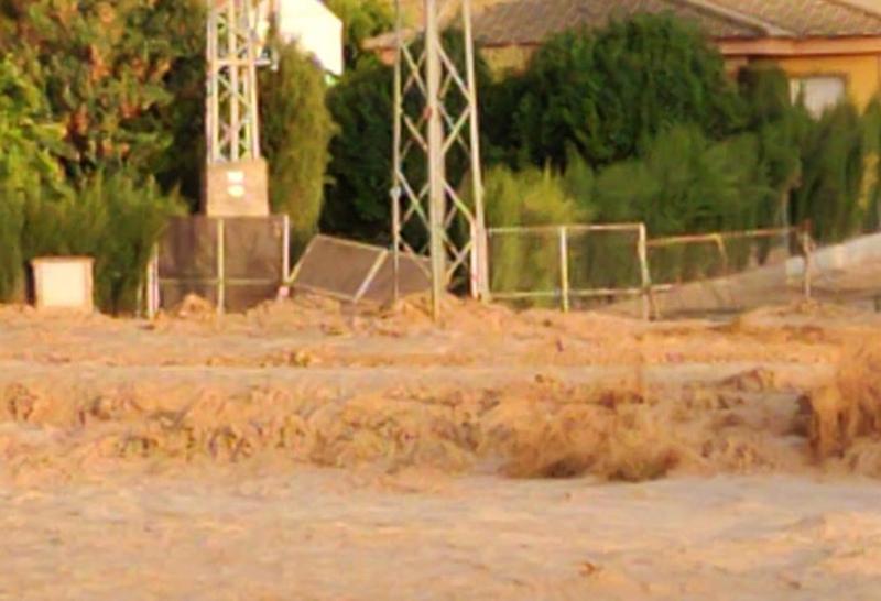 Inundaciones-Campotejar