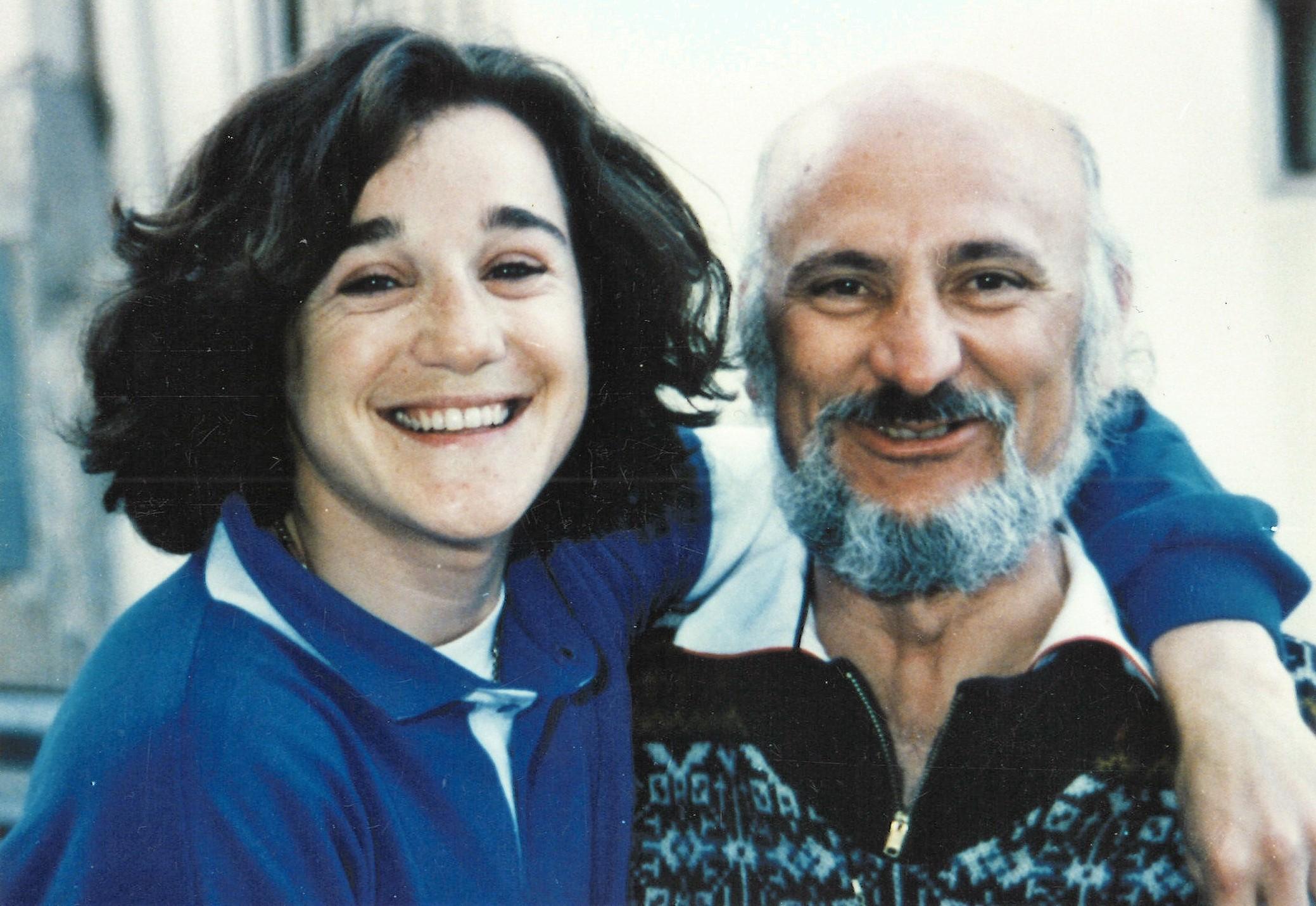 Manolo Hernández y Blanca Fdez. Ochoa