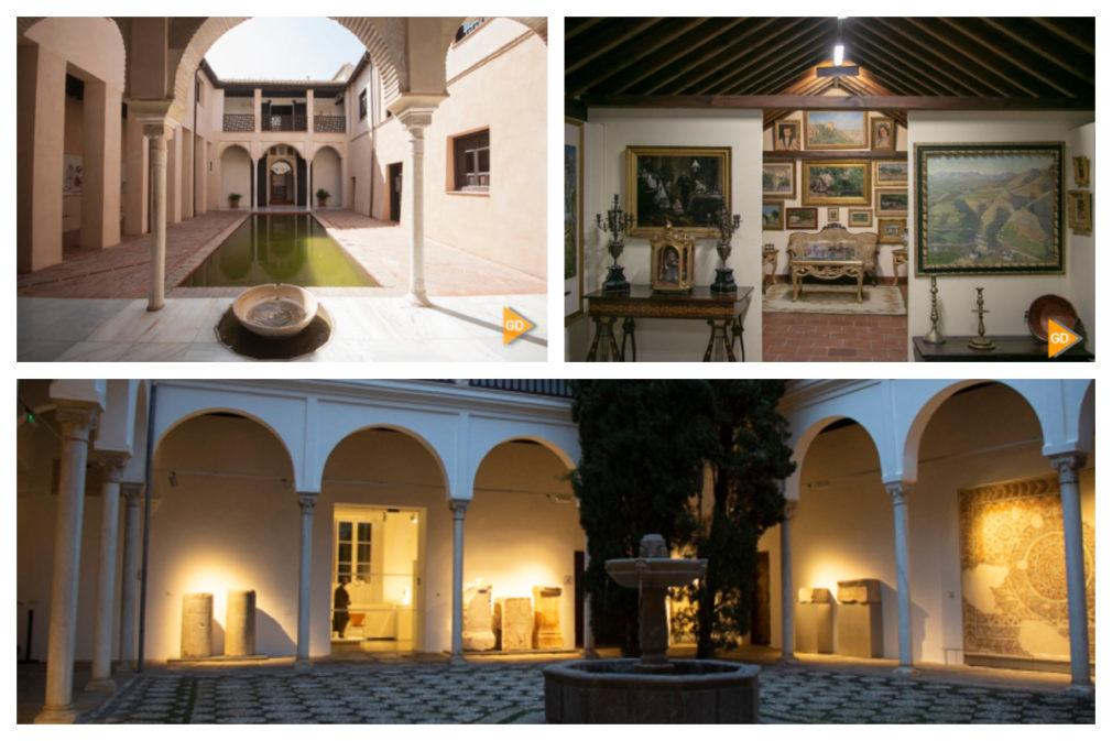 Patrimonio Granada collage (1)