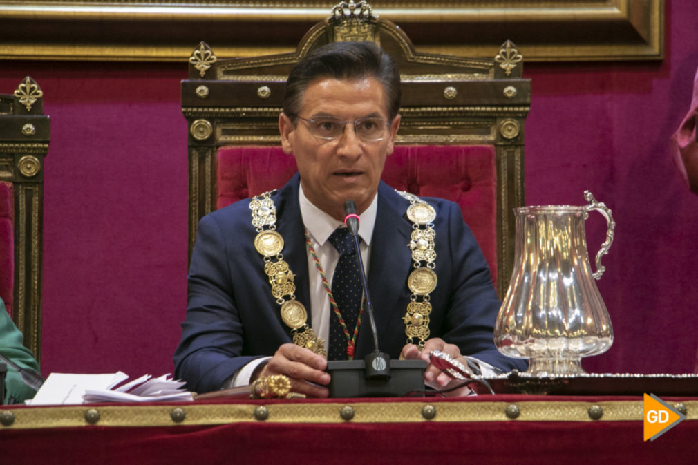 Pleno Investidura nuevo alcalde Granada 2019-2023 Dani B-8