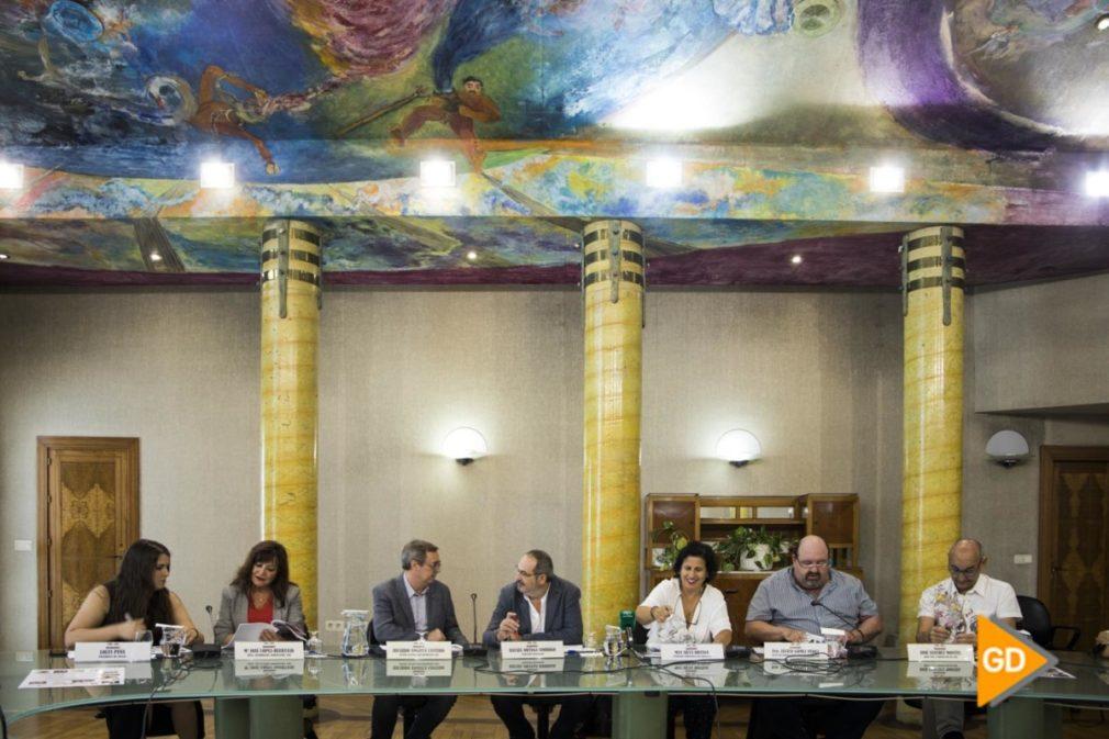 Presentación de la XI Muestra - Sara Castaño (1 de 2)