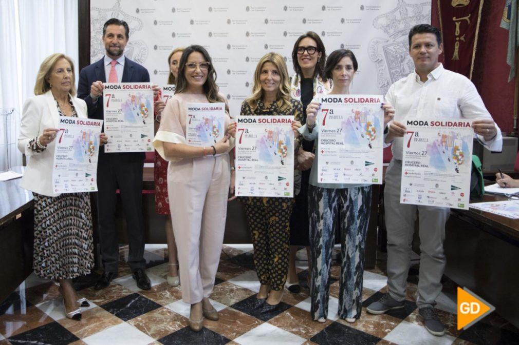 Presentación pasarela Cruz Roja - Sara Castaño (1 de 2)