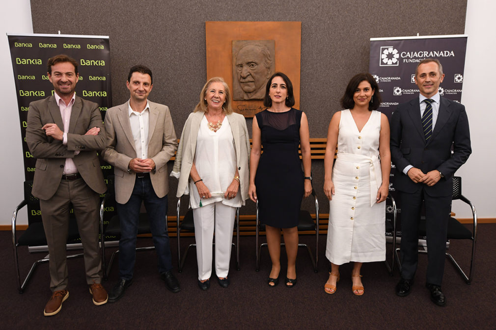 VII Premio de Narrativa Francisco Ayala a María Iglesias por su relato Plata
