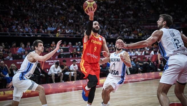 españa baloncesto final mundial argentina