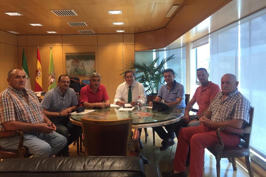 reunion diputacion seguridad