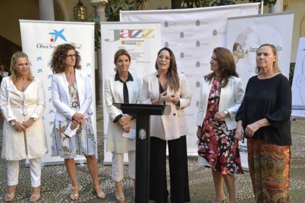 Presentación de la XL edición del Festival Internacional de Jazz de Granada | Foto: Javier Algarra