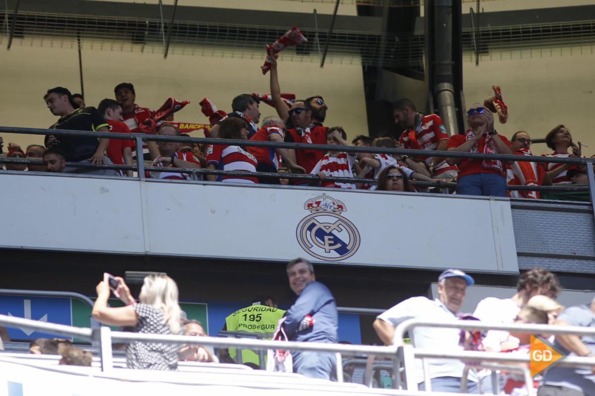 Real Madrid CF - Granada CF