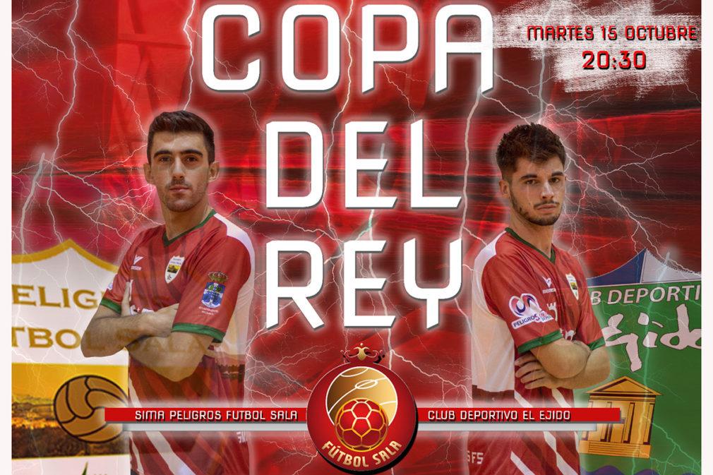 Copa del Rey - SIMA PFS - C.D. El Ejido