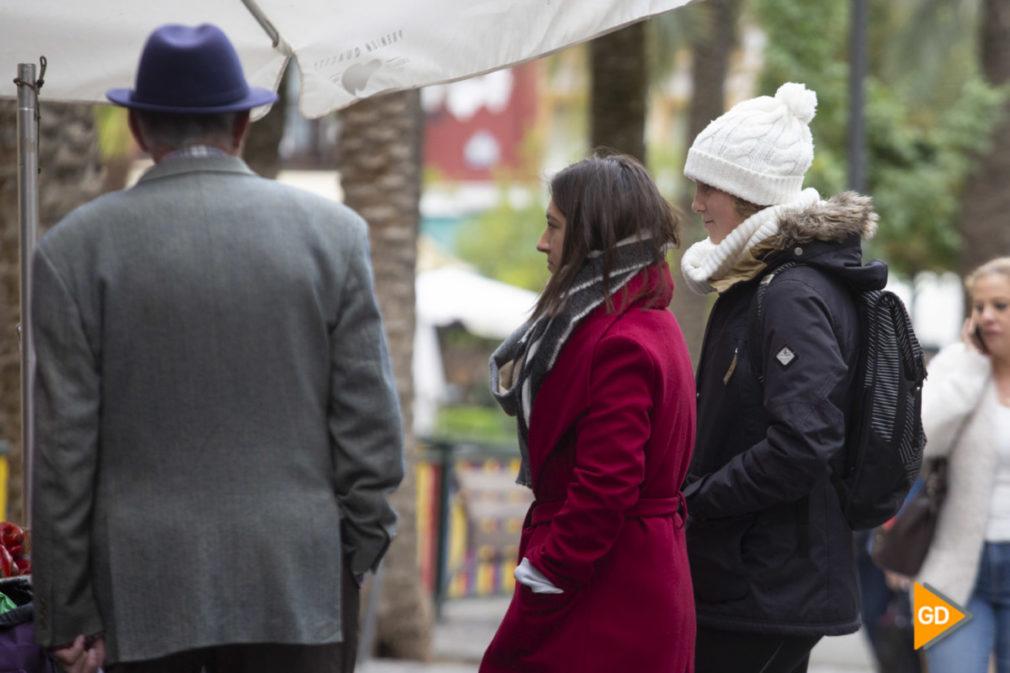 frio en Granada