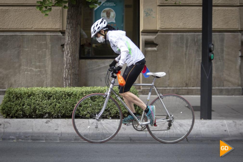 bicicletas por Granada