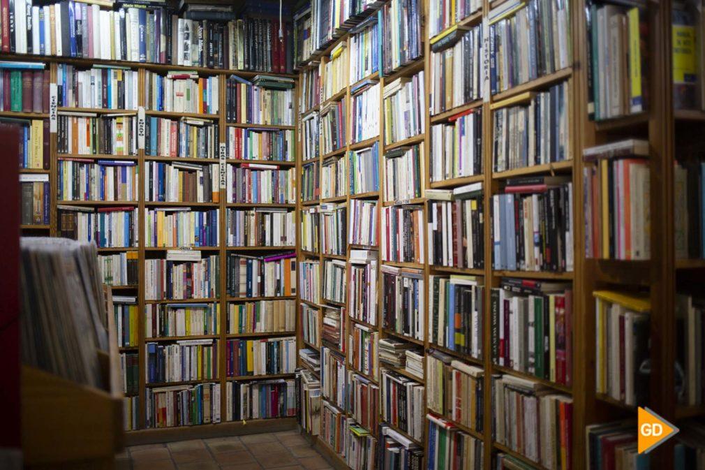 Librerias de segunda mano en Granada