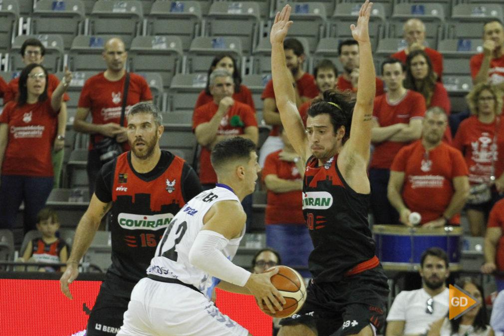 Fundación CB Granada Destecho Guipúzcoa Basket