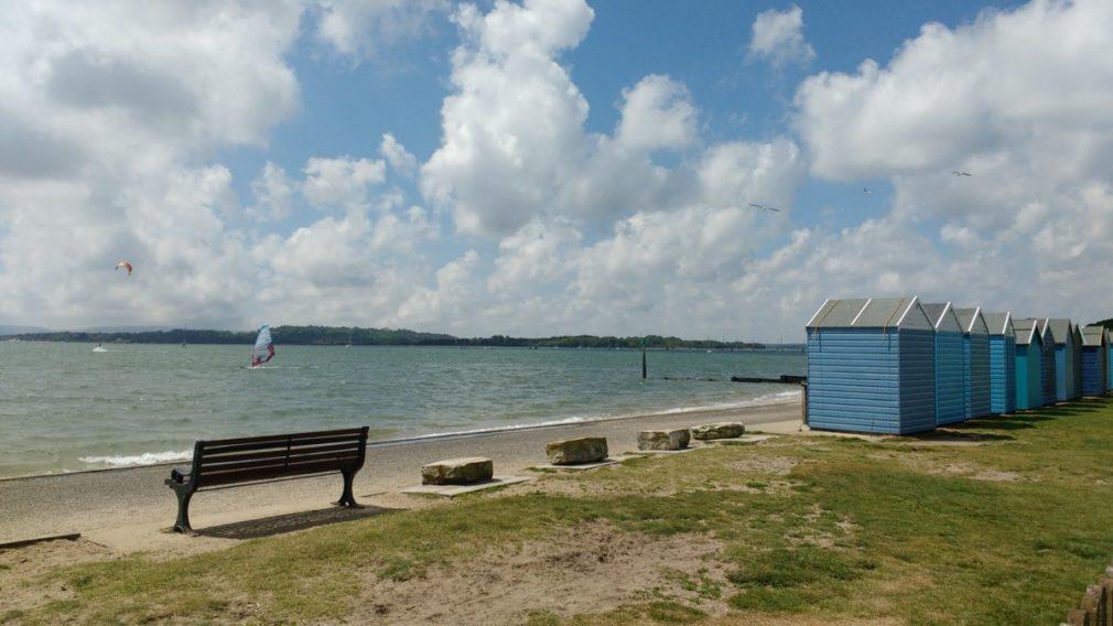 Hamworthy Park Beach (0517)
