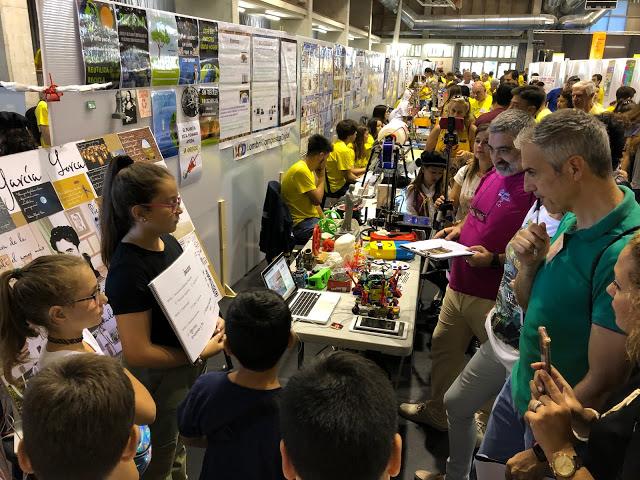 concurso Ciencia en Acción