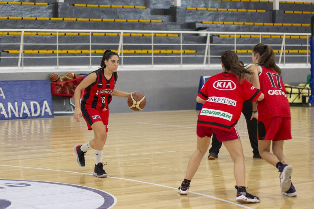Lucia Gonzalez Fundacion CB Granada