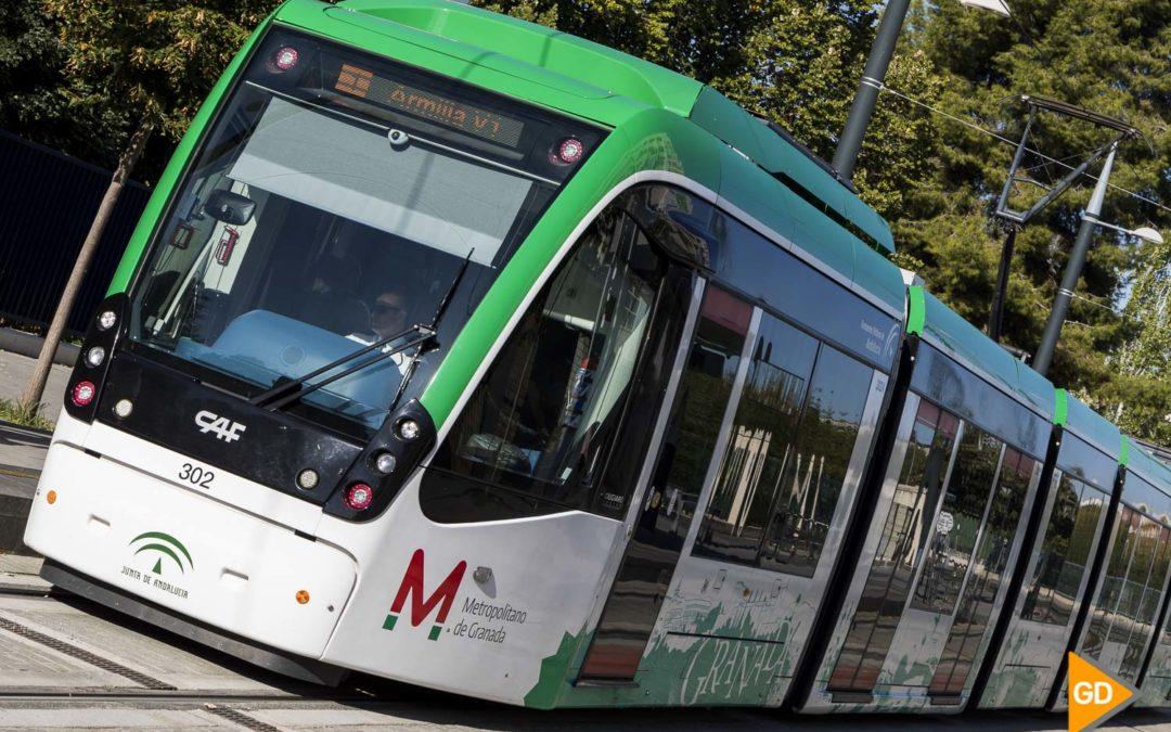 El Metro funcionará con normalidad hasta la publicación del toque de queda en el BOJA