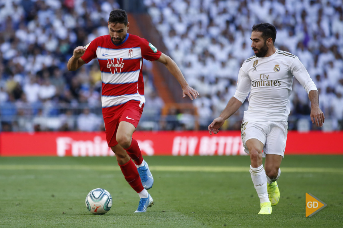 Real Madrid CF - Granada CF