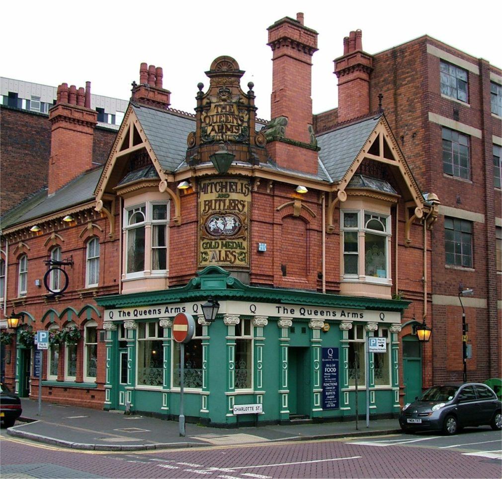 The_Queens_Arms_pub_-_Charlotte_Street_-_Birmingham_-_2005-10-14