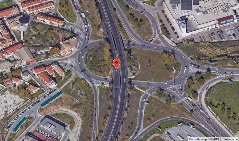 accidente A44 km 123